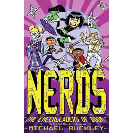 NERDS: Book Three : The Cheerleaders of Doom](Mr Nerd)