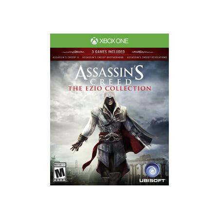 Assassin's Creed: The Ezio Collection, Ubisoft, Xbox One, 887256022297 - Assassin's Creed Edward Kenway