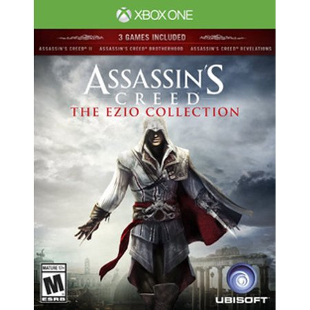 Assassin's Creed: The Ezio Collection, Ubisoft, Xbox One, 887256022297](Assassin Creed Women)