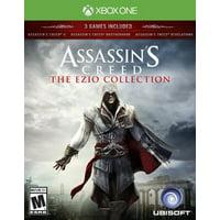 Assassin's Creed: The Ezio Collection, Ubisoft, Xbox One, 887256022297