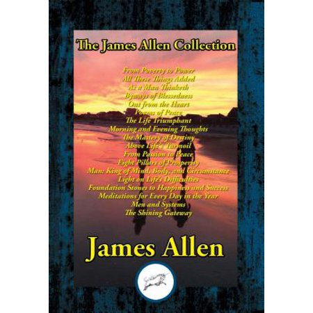 The James Allen Collection Ebook Walmart Com