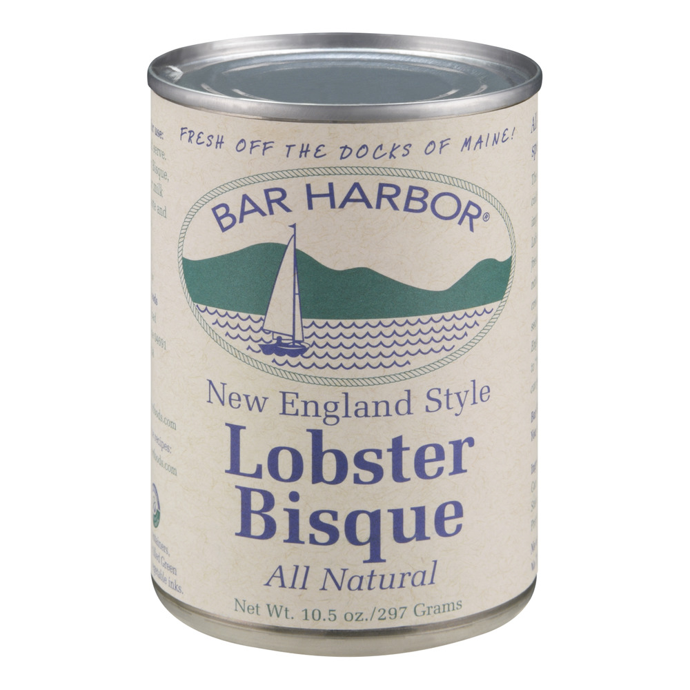 Bar Harbor New England Style Lobster Bisque, 10.5 oz by Bar Harbor Foods