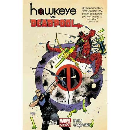 Cable Vs Deadpool (Hawkeye vs. Deadpool)