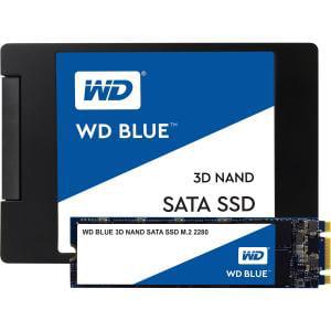 WD M2 2280 BLUE 3D NAND SATA SSD - 1 TB