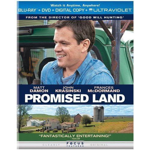 Promised Land (Blu-ray   DVD   UltraViolet) (With INSTAWATCH) (Widescreen)