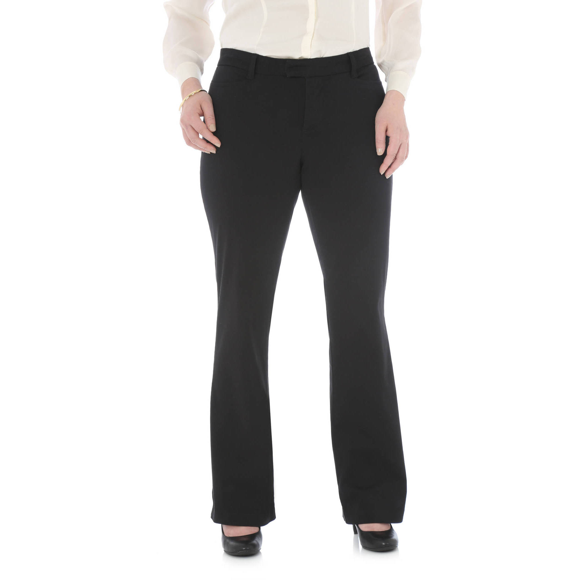 The Riders By Lee Women's Heavenly Touch Casual Pants - Walmart.com