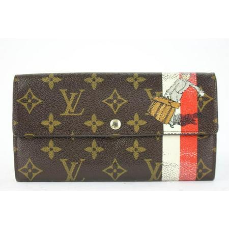 Louis Vuitton Groom Bellboy Sarah Wallet