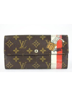 49cd887e513f Product Image Louis Vuitton Groom Bellboy Sarah Wallet 1LVDG6917