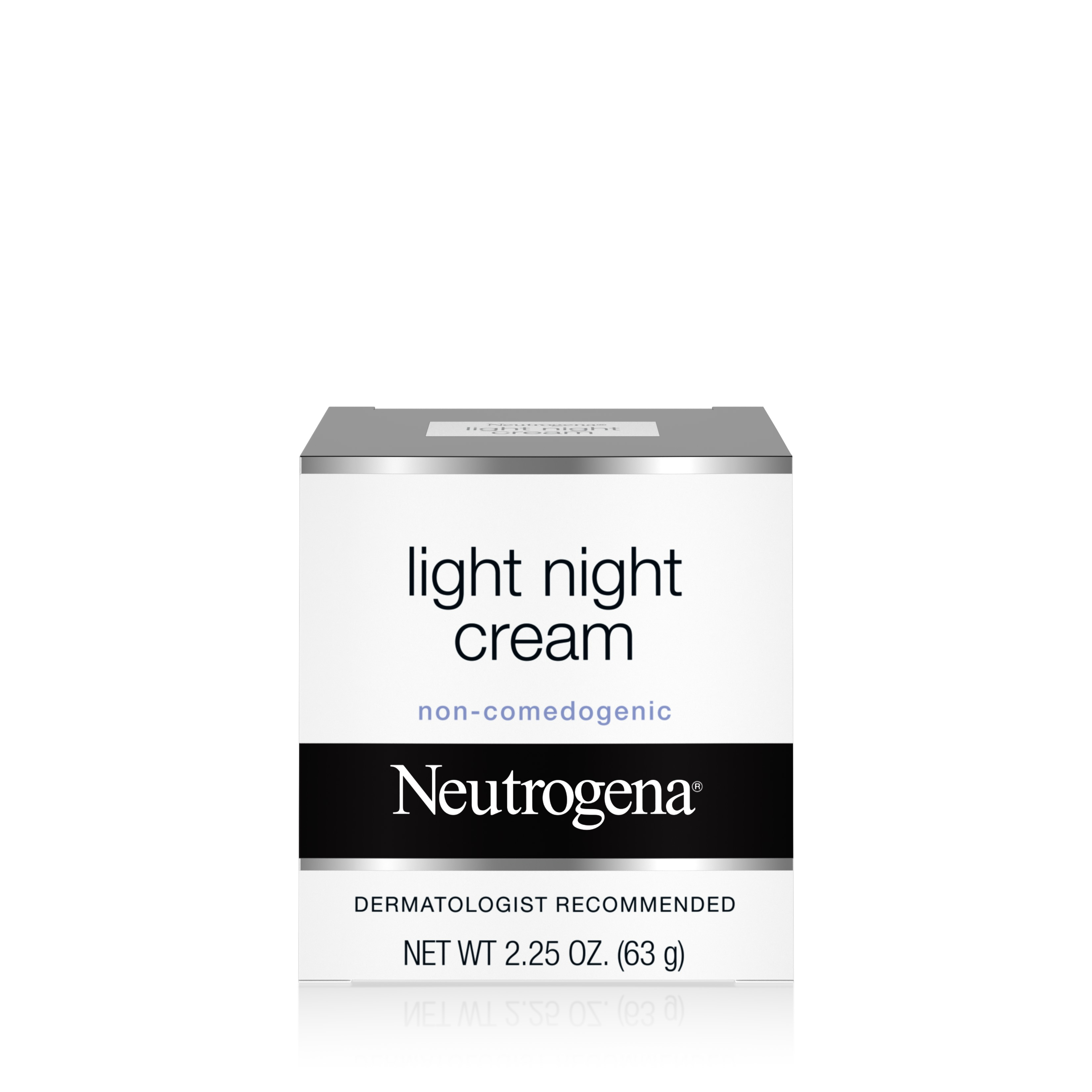 Neutrogena Light Facial Night Cream, 2.25 Oz. - Walmart.com
