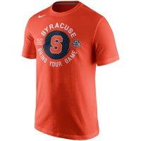 82d70ff3fba43 Product Image Syracuse Orange Nike 2016 NCAA Men's Basketball Tournament  Final Four Bound Locker Room T-Shirt