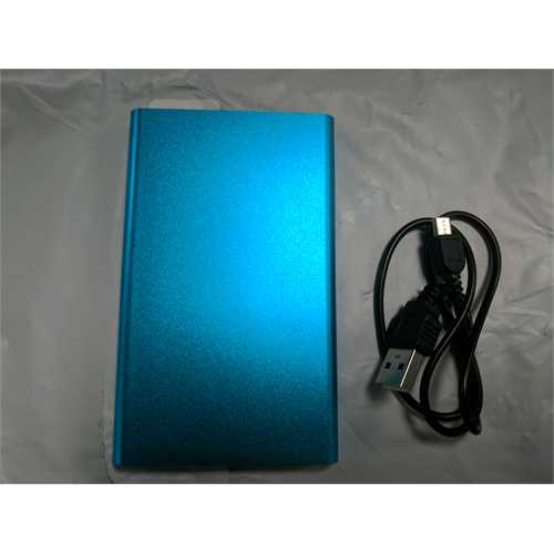 Refurbished Wireless Gear G0390 4,000 mAh Portable Power Bank - Assorted Colors