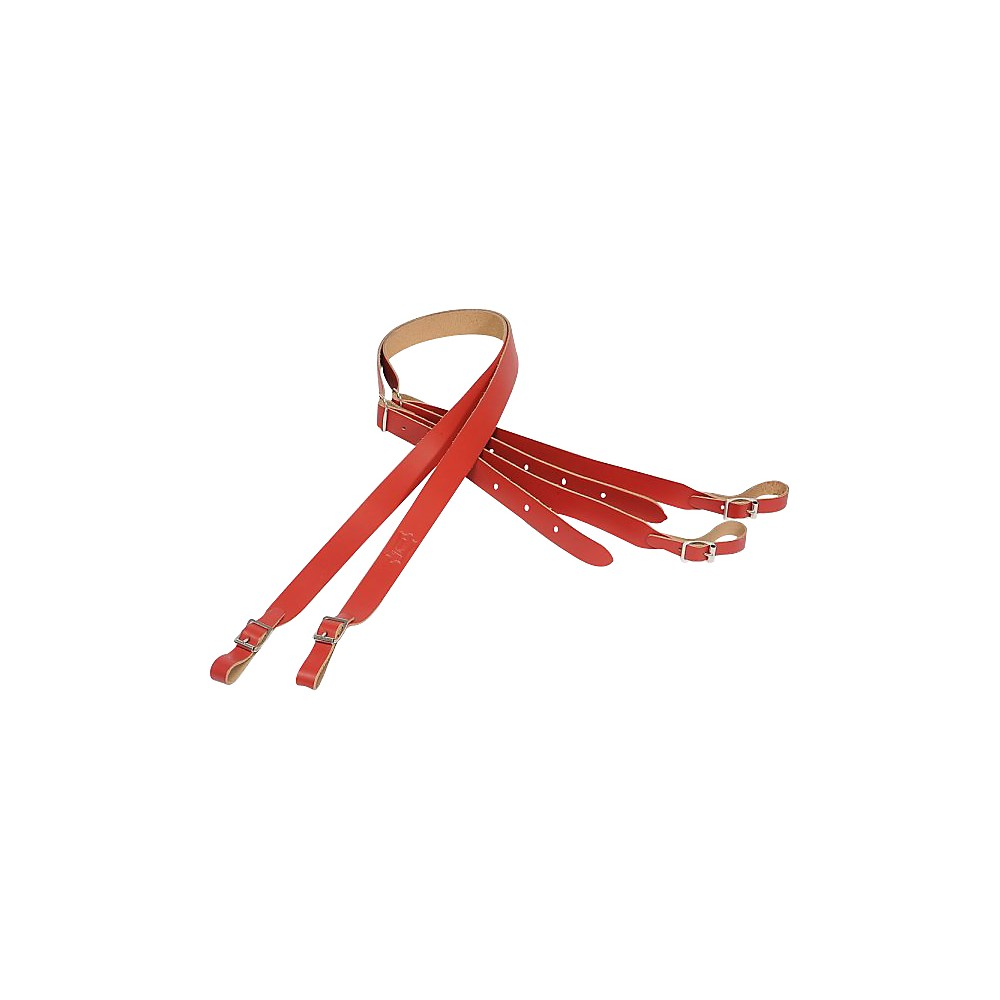 Levy's Accordion Straps Red by Levy's
