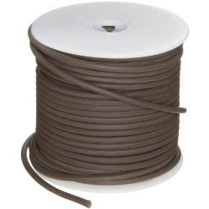 12 Ga. Brown Abrasion-Resistant General Purpose Wire (GXL) - (25 feet)