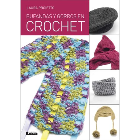 Bufandas y gorros en crochet - eBook](Gorros A Crochet De Halloween)