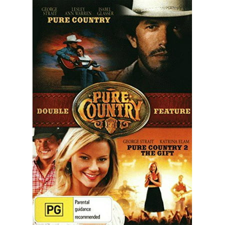 Pure Country / Pure Country 2: The Gift (DVD) (No Country For Old Men Part 2)