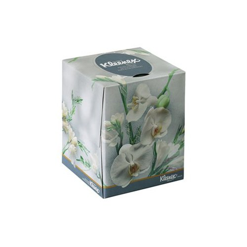 Kimberly-Clark Professional* Kleenex Boutique Facial Tissue, 95 Tissues/Box, 36 Boxes/Carton