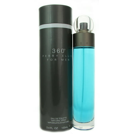 Perry Ellis 360 Eau De Toilette Spray 3 4 Oz   100 Ml
