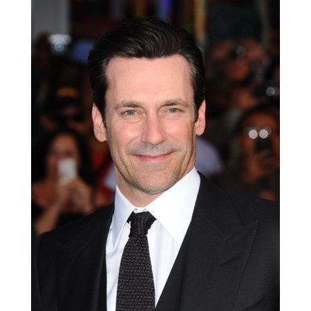 Jon Hamm At Arrivals For Million Dollar Arm Premiere El Capitan Theatre Los Angeles Ca May 6 2014 Photo By Dee CerconeEverett Collection