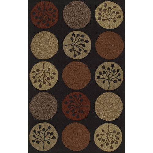Dalyn Rug Co. Studio Black Area Rug