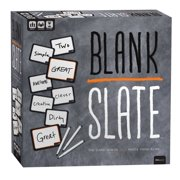Blank Slate Game for 3-8 Players Ages 8 and up