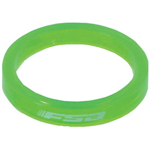 10 Count FSA Polycarbonate Bicycle Headset Spacers 1 1//8in x 10mm