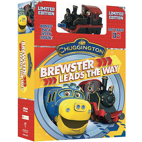 Chuggington: Brewster Leads The Way (With Train) (Widescreen)