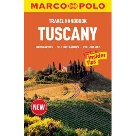 Marco Polo Travel Handbook Tuscany