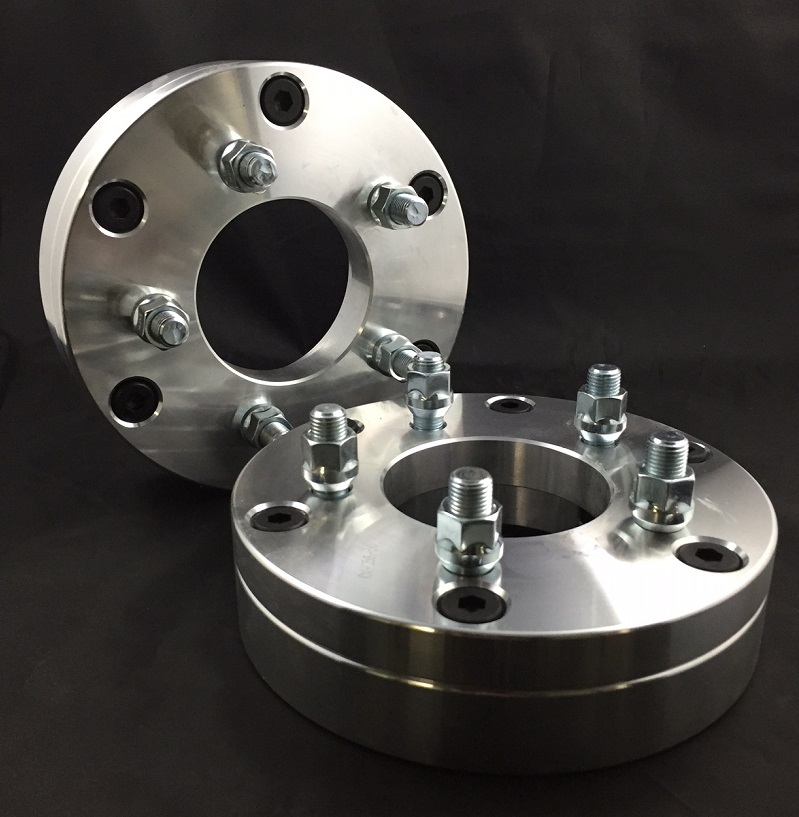 4pcs WHEEL ADAPTERS | 6X139.7 6X5.5 TO 5X127 5X5"