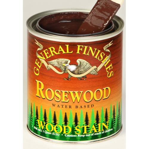 General Finishes GF-WS-1 1 Gallon Interior Water Base Wood Stain