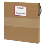 PAC STRAPPING PRODUCTS 3/4X.029-200 HT Steel Strapping,29 mil,300 ft. L