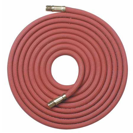 UNIWELD H12 Acetylene Gas Air Hose,12 1/2 Ft