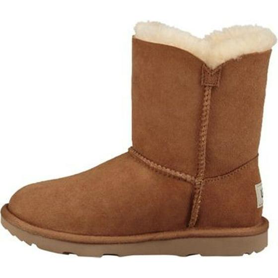 3fe628e33eb Kids UGG Bailey Button II Boot Chestnut Brown 1017400K-CHE