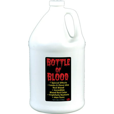 Halloween Blood Gallon Size (Gallon Of Fake Blood)
