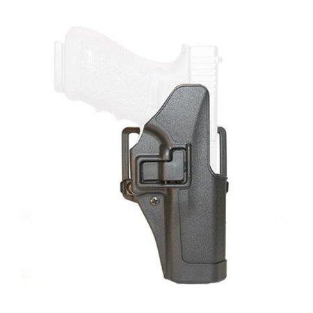 Concealment Holster - Blackhawk SERPA CQC Concealment Right Hand Holster for Glock 42 Pistol, Black