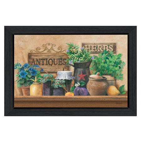 """Antiques and Herbs"" by Ed Wargo Printed Framed Wall Art - image 2 de 2"