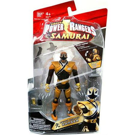Power Rangers Sword Morphin Ranger Light Action Figure (Blue Power Ranger Samurai)