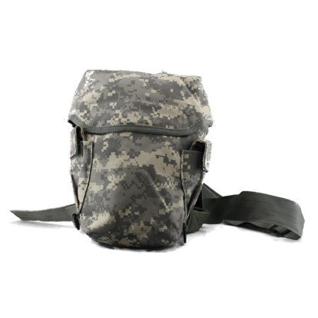 Voodoo Tactical Deluxe Drop Leg Gas Mask Pouch,