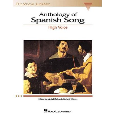 Anthology of Spanish Song : The Vocal Library High Voice - Spanish Birthday Song