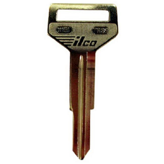TR39-X151 Toyota Master Key Blank, Pack of 10 - image 1 de 1