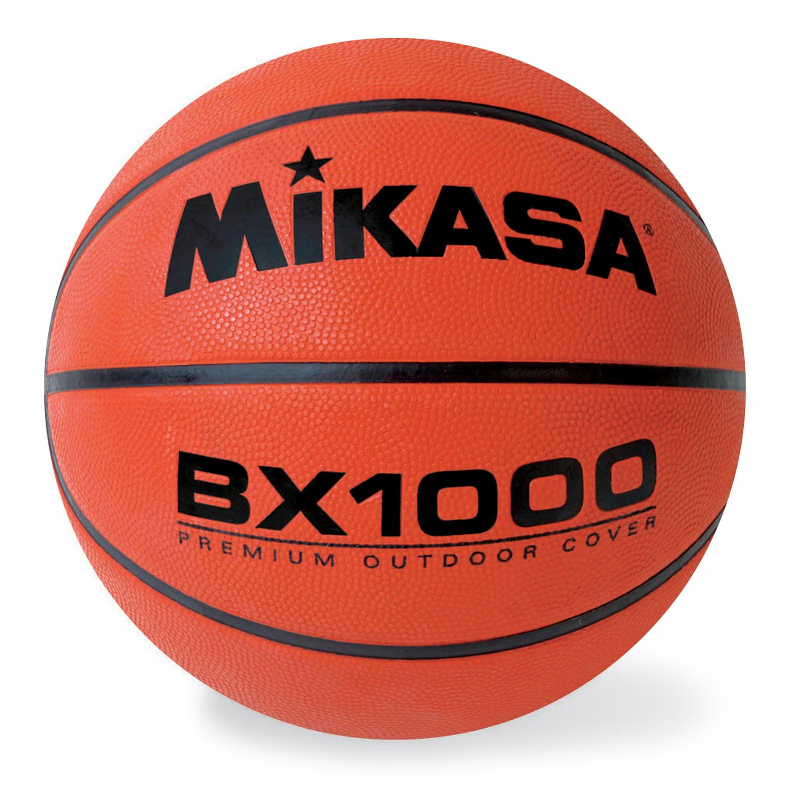 Mikasa Rubber Basketball, Official, 29.5