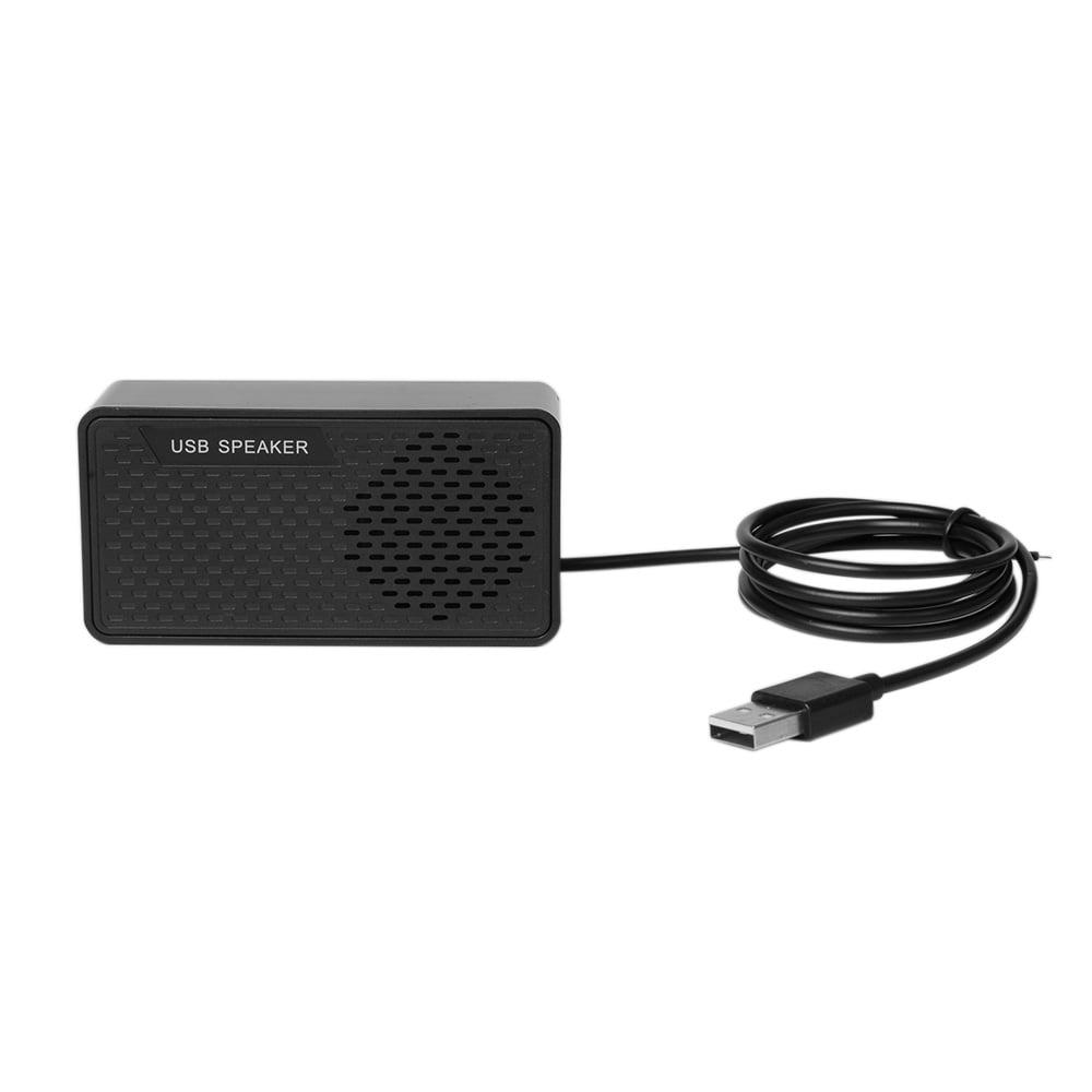 GENUINE ASI AUDIO TECHNOLOGIES COMPUTER USB DOUBLE STEREO SPEAKERS GEMPU1-1G USA