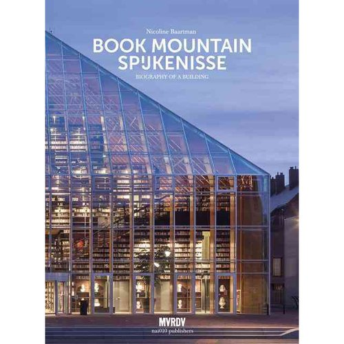 Book Mountain Spijkenisse: Biography of a Building