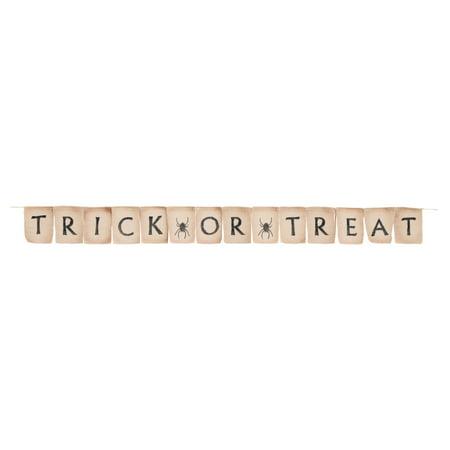 Trick or Treat Banner - Trick Or Treat Banner