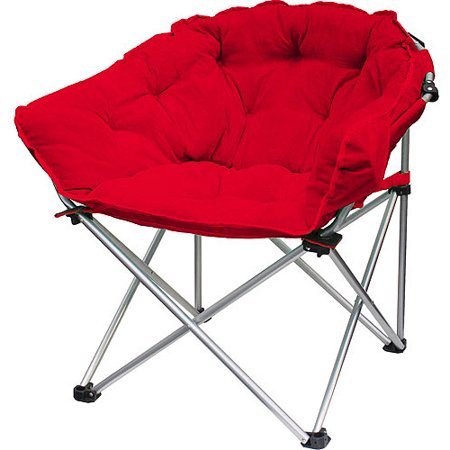 Your Zone Ultrasuede Club Chair Multiple Colors