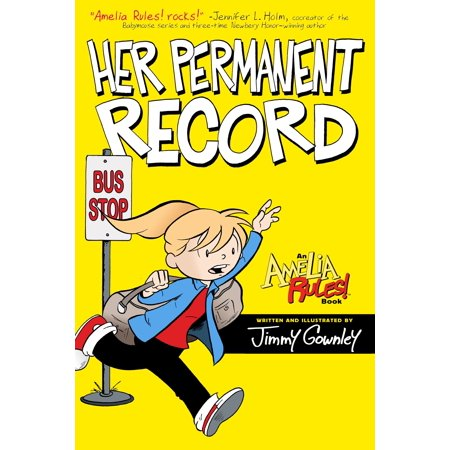 Permanent Record - Her Permanent Record