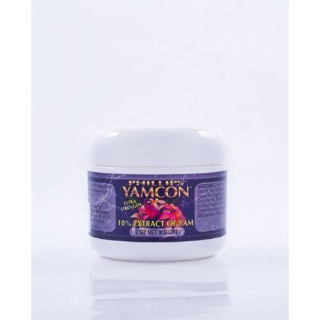 Yamcon Natural Bioidentical Progesterone Cream Extra Strength 10% 2
