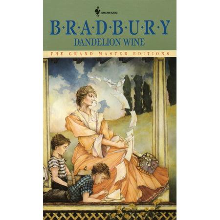 Dandelion Wine : A Novel - Ray Bradbury The Halloween Tree
