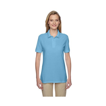 Jerzees Women s Moisture Management Pique Polo Shirt ee9fbec8e4