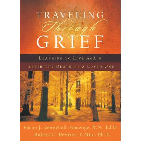Traveling Through Grief : Learning to Live Again After the Death of a Loved One (Love Live Nozomi Halloween)