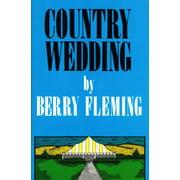 Country Wedding - eBook